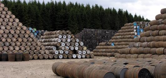 News quante volte si usano le botti di for Botti in legno per arredamento