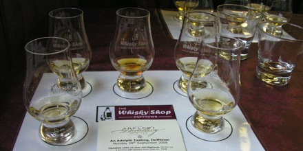 Spirit of Speyside 2009 (sessione autunnale)